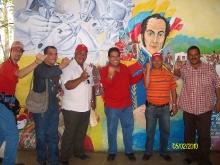 FORTALECIENDO LA REVOLUCION BOLIVARIANA